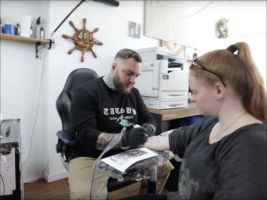 Best Way to Prepare for A Tattoo